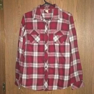 Duluth Trading Co Flannel shirt